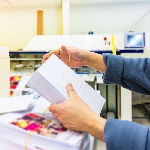 Communication print et digitale